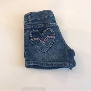 Girls Levi's shorts